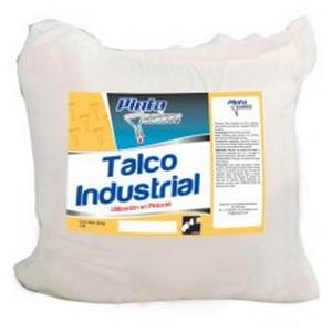Talco industrial branco