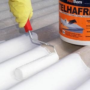 Tinta isolante térmico para telhado preço