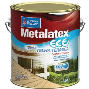 Tinta termica para telha galvanizada